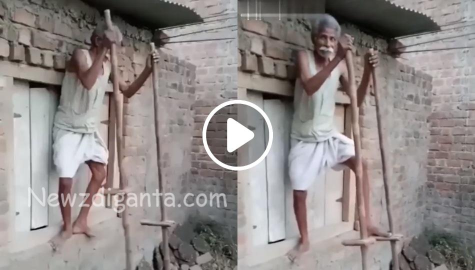 """""""வயதான ஐயாவின் திறமையை பாருங்க சிலிர்த்து போவீங்க !!"""