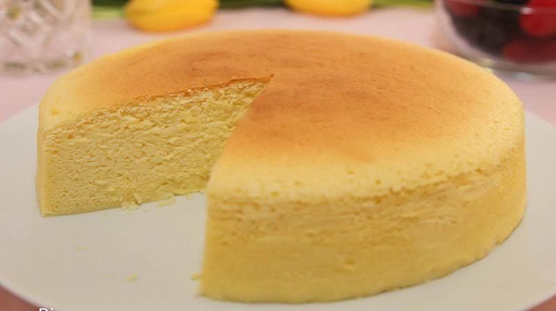 Cách làm bánh bông lan bằng nồi chiên không dầu siêu đơn giản