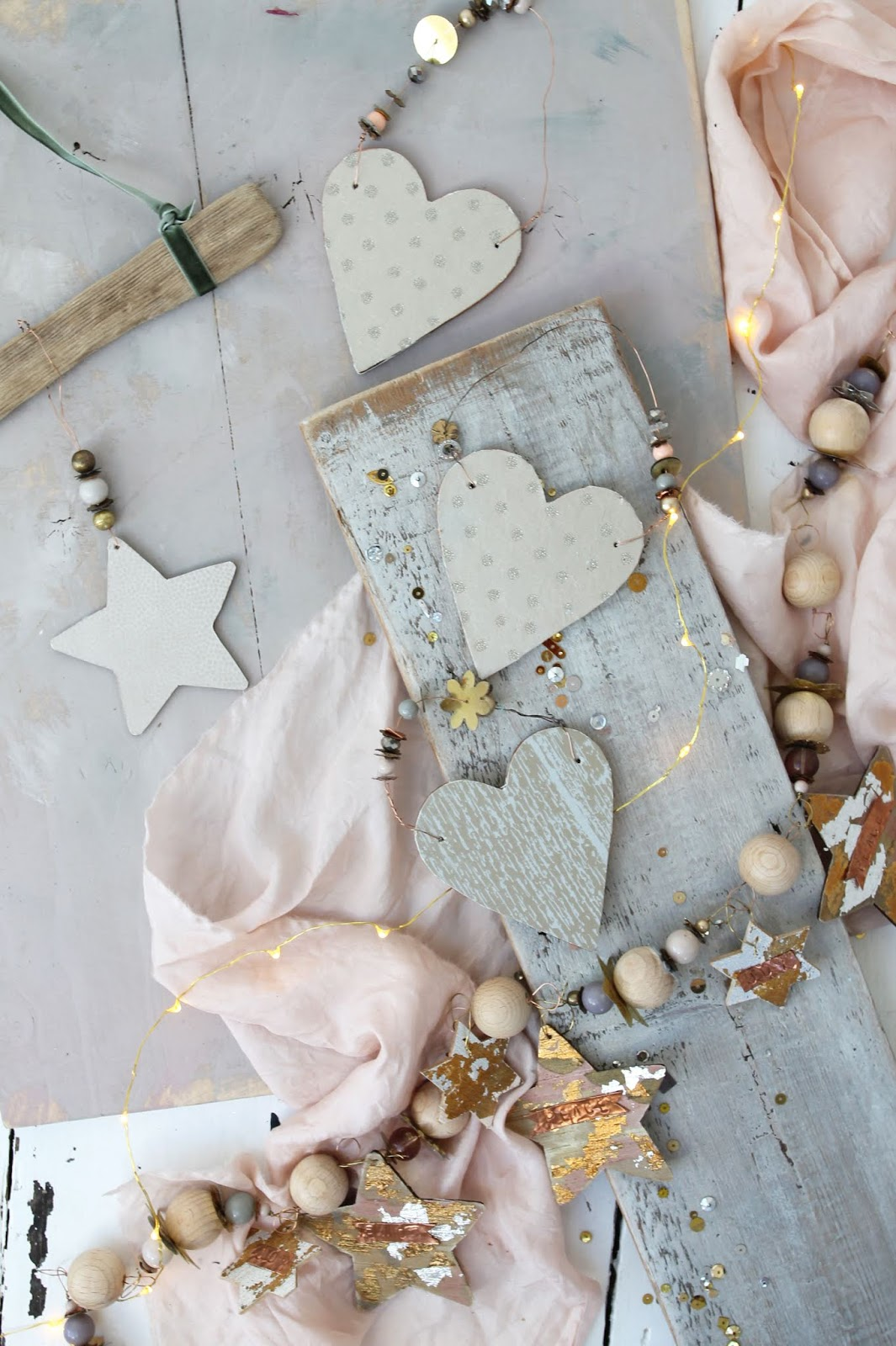 DIY – Wooden Christmas Decorations