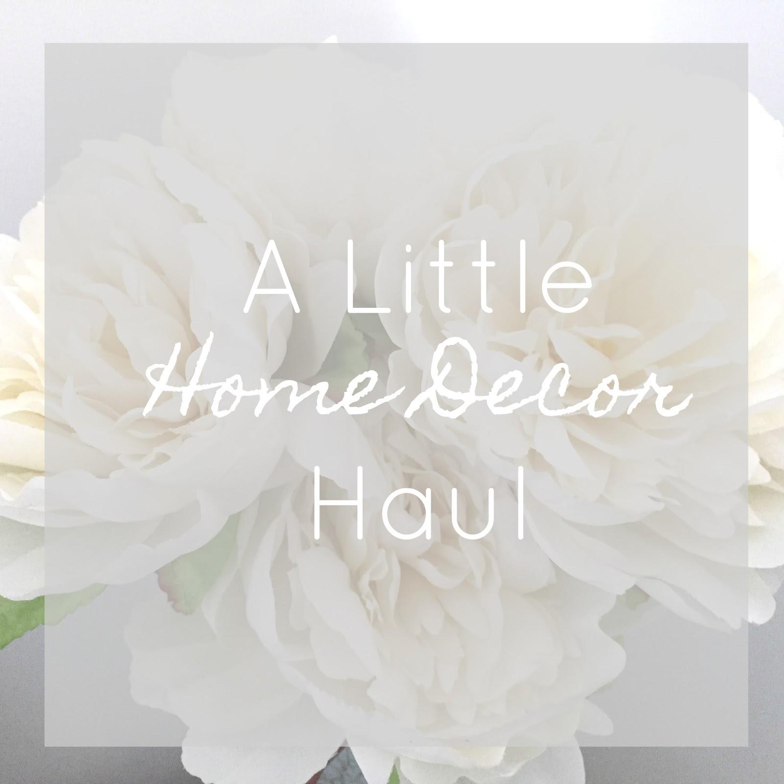 A Home Decor Haul H M Next Dunelm More Eat Love Live