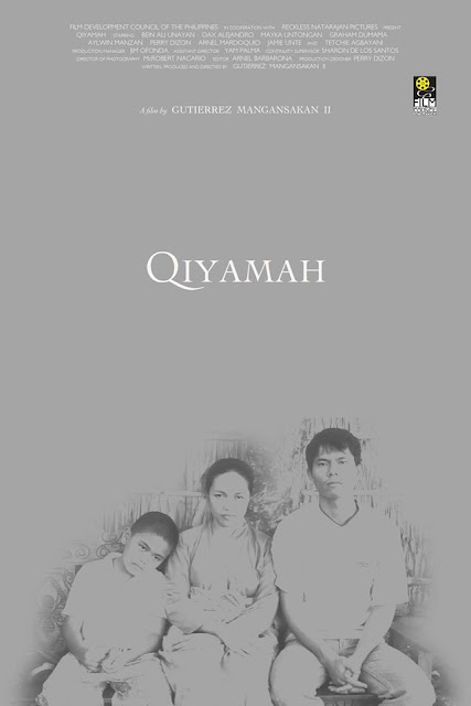 Qiyamah Moro movie poster