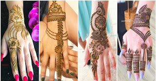 Latest Simple Arabic Mehndi Designs 2020 with Videos