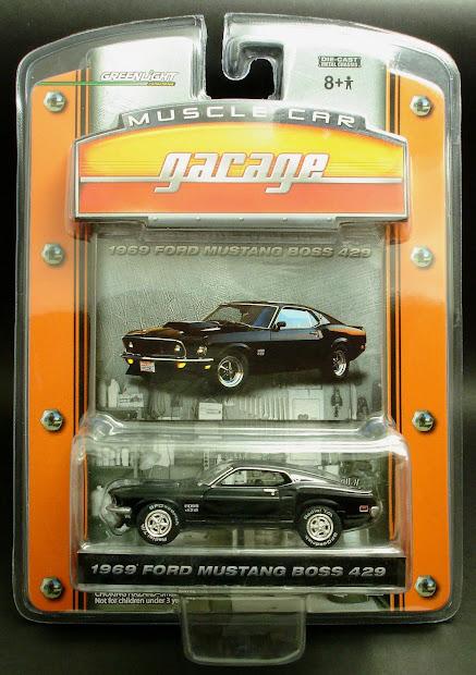 Diecast Hobbist Greenlight Muscle Car Garage Series