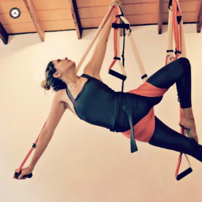 cursos pilates aéreo