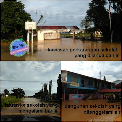Banjir di Membakut || 3.1.2018