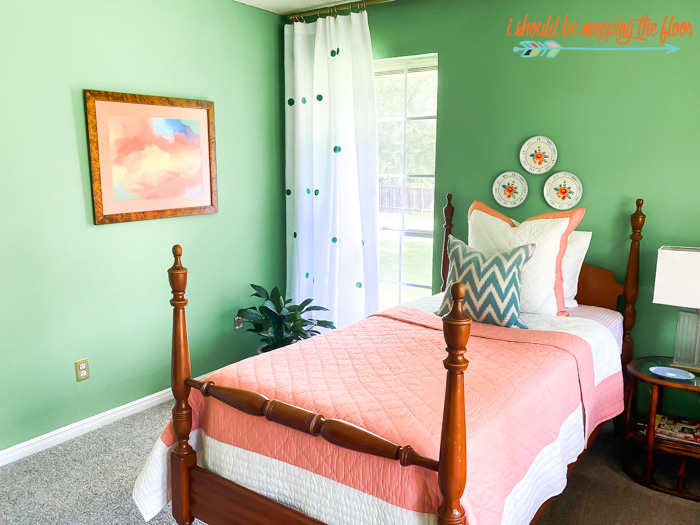Bright Guest Room