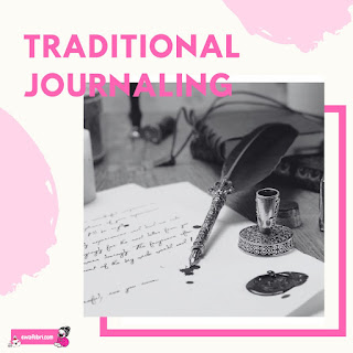 What is traditional journaling