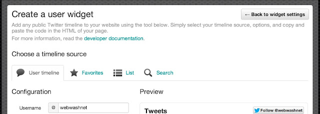 How to Display Tweets using Embedded Timelines in Drupal 7