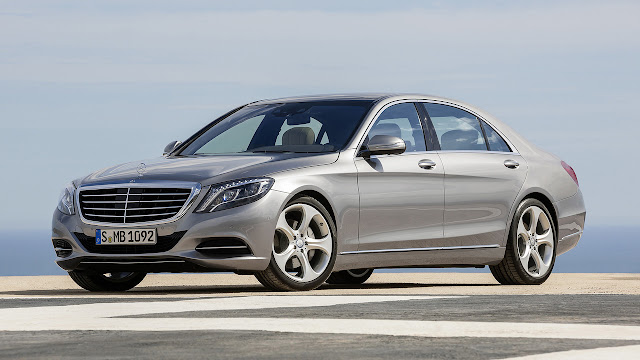 Mercedes-Benz S Class 2018 fiche technique