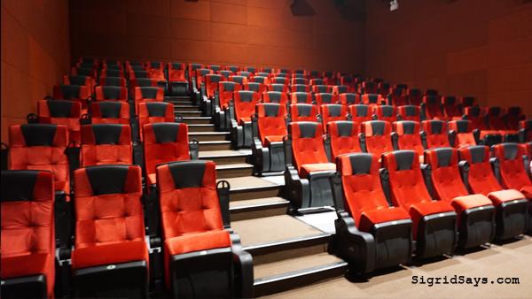 CityMall Cinema Victorias