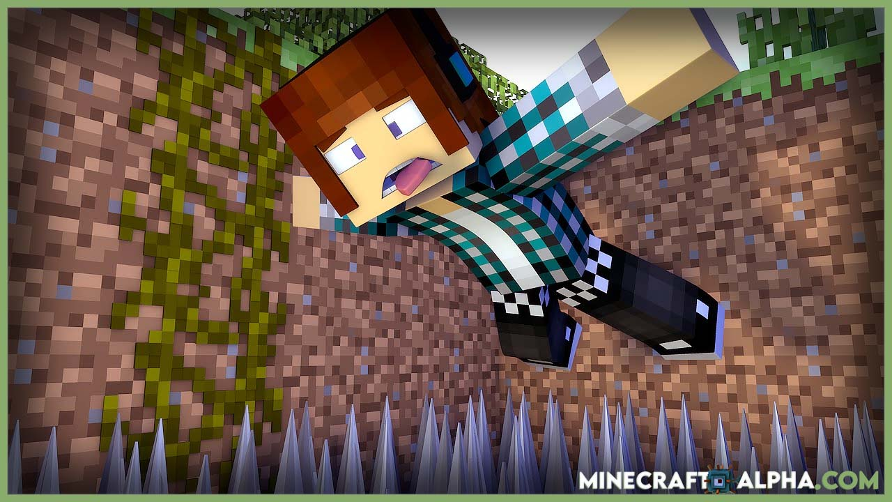 Minecraft Trapcraft Mod 1.17.1 (Troll Your Friends)