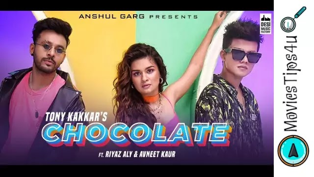 Chocolate Song Lyrics Hinglish | Tony Kakkar| Riaz Aly & Avneet Kaur