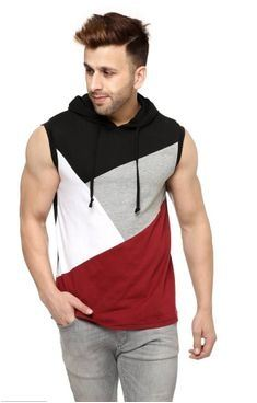Best Selling Men's Cotton Hooded Tees