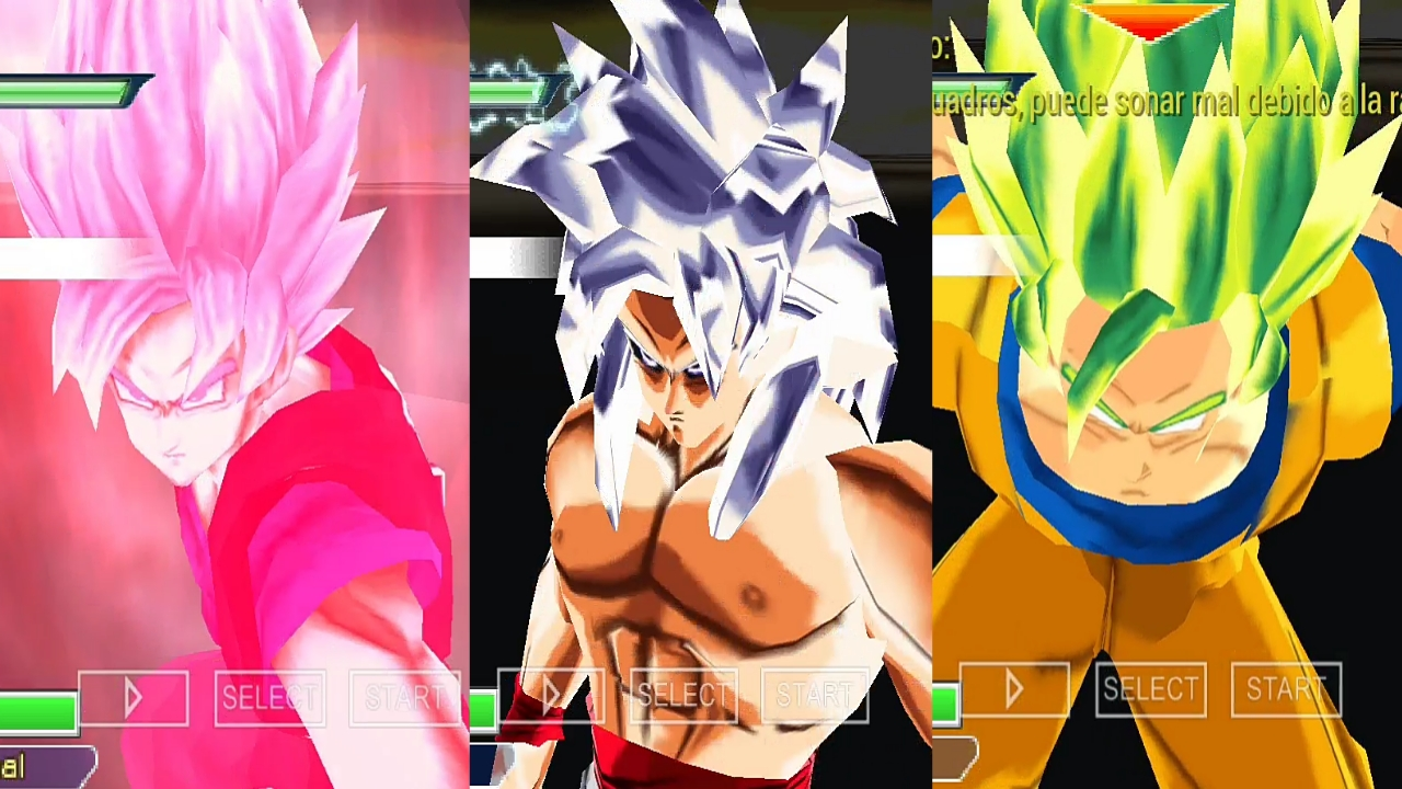Goku Mastered Ultra Instinct And Blue Kaioken