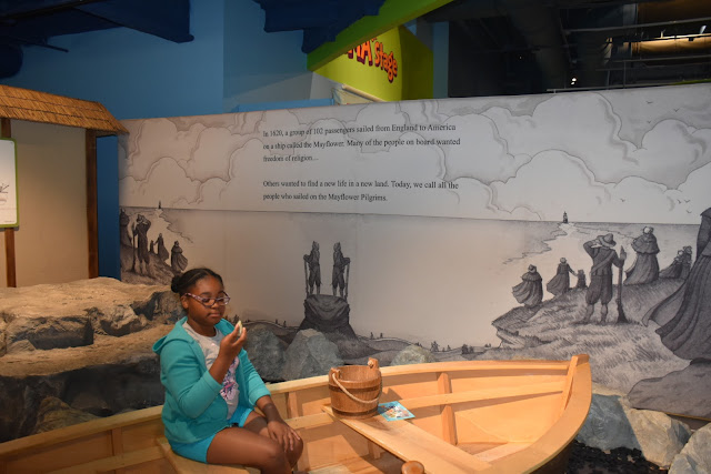 Children's Museum of Atlanta presents 'Magic Tree House' Exhibit  via  www.productreviewmom.com