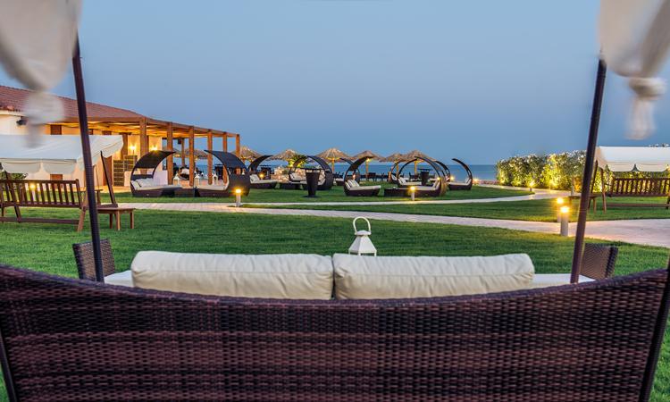 Πολυτελές και all-inclusive ξενοδοχείο στο Λαγανά, νότια Ζάκυνθος