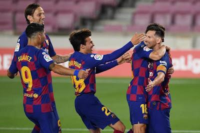 Quyền lực của Messi ở Barcelona còn hơn chủ tịch?