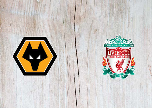Wolverhampton Wanderers vs Liverpool -Highlights 23 January 2020