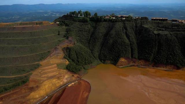 Brasil: Informe revela que la minera Vale omitió información sobre la ruptura de la presa de Brumadinho que terminó en tragedia