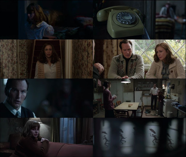 The Conjuring 2 2016 Dual Audio ORG 1080p BLuRay