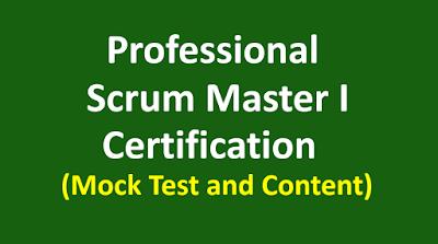 psm1 exam, psm i certification, psm i exam, psm1 mock test, psm i mock test