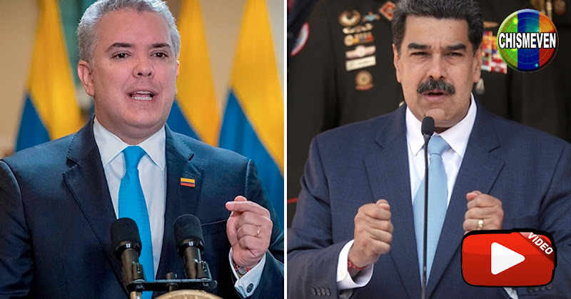 Maduro dice que Duque contrató a un grupo de francotiradores para matarlo