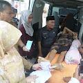 Wakil Bupati Bantu Pasien Tumor ke RS Cipto Jakarta