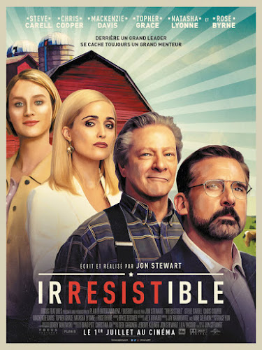 Irresistible (BRRip 720p Ingles Subtitulada) (2020)