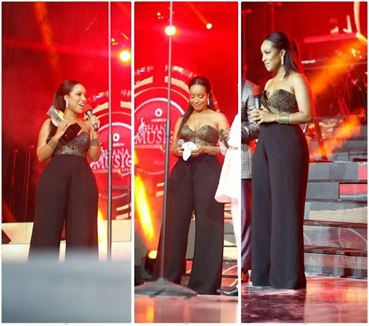 Joselyn Dumas' stunning outfit at the VGMAs!