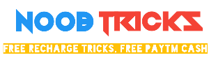 RechargeTricks - NoobTricks Instant RECHARGE TRICKS, Offers, Deals