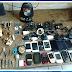 PM apreende 14 celulares durante revista na cadeia de Bezerros, PE