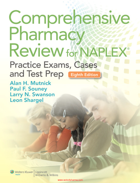 Comprehensive Pharmacy Review for NAPLEX Practice Exams, Cases, and Test Prep