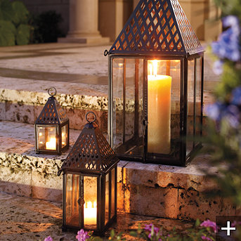 Using Lanterns in Home Decor  Driven by Decor