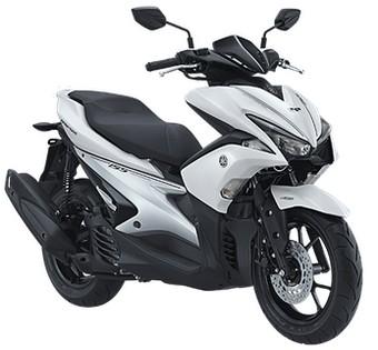 Harga Yamaha Aerox 155