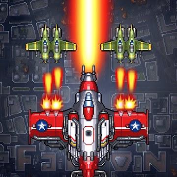 تحميل لعبة 1945 Air Forces مهكرة اخر اصدار