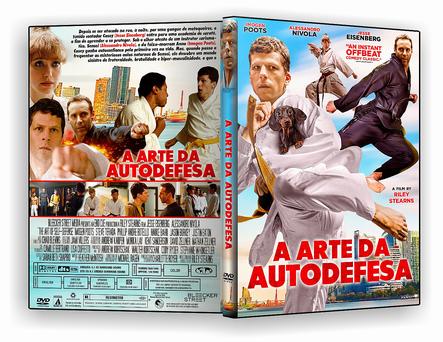 DVD A Arte da Autodefesa 2020 - ISO