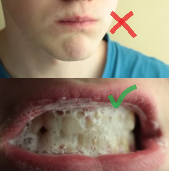 mouthwash after brushing, Brushing My Teeth Correctly, Rinse Your Mouth Out After Brushing Your Teeth mistake, 2 things you are doing wrong