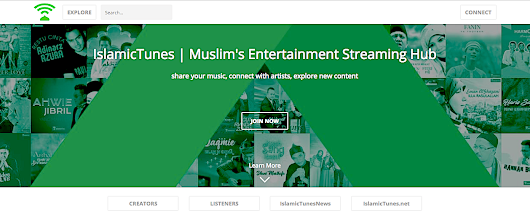 IslamicTunes | Support the world first Muslim Music Streaming Service!