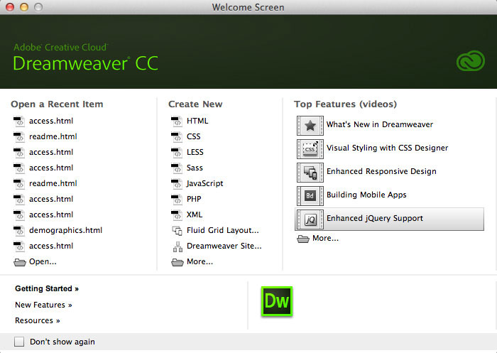 Dreamweaver CC Cracked Keymaker Working Tool