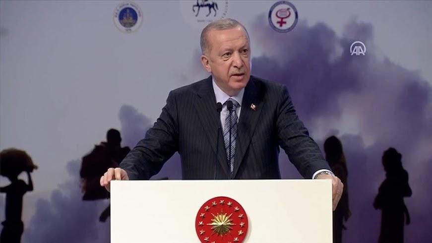 Ερντογάν: Η Τουρκία χρησιμοποίησε $165 δισ. από τα αποθεματικά μέσα σε δύο χρόνια