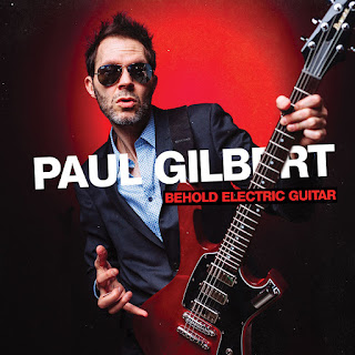 MP3 download Paul Gilbert - Behold Electric Guitar iTunes plus aac m4a mp3