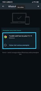 Cara Mematikan Notifikasi WhatsApp Web di Android