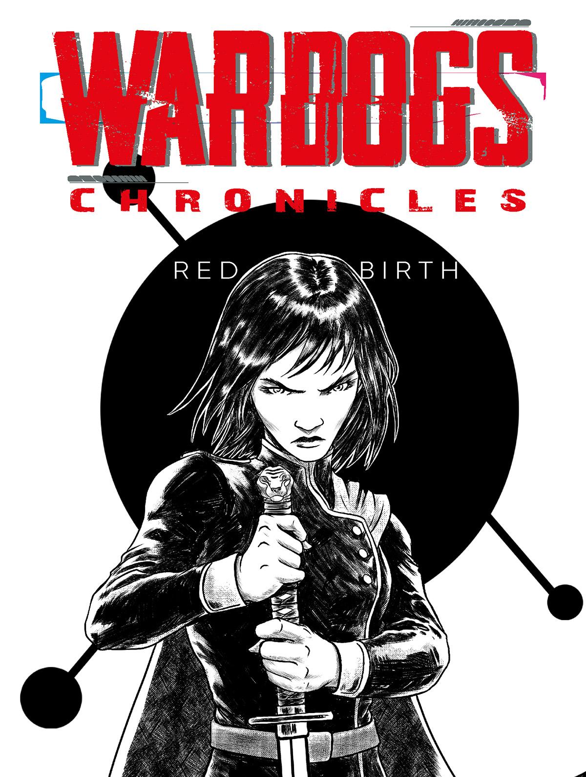 Social Comics lnaçará 'Wardogs Chronicles: Red Birth' no Dia do Orgulho Nerd