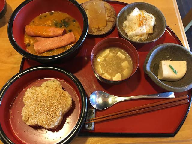 玄米食堂 楽土館