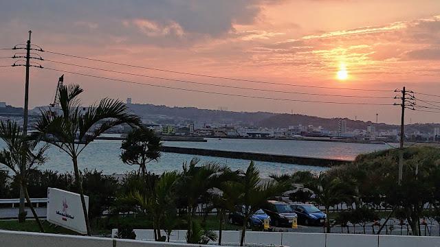 サザンビーチホテル&リゾート沖縄 朝日