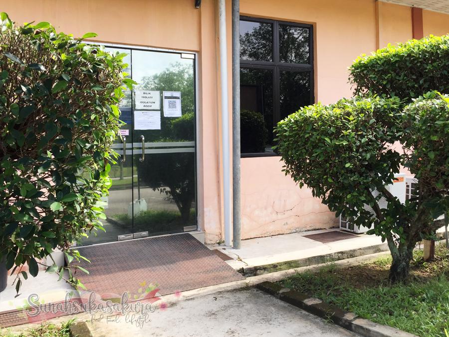 Pengalaman Empat Kali Masuk Wad Isolasi Pusat Kesihatan UTM Johor Bahru