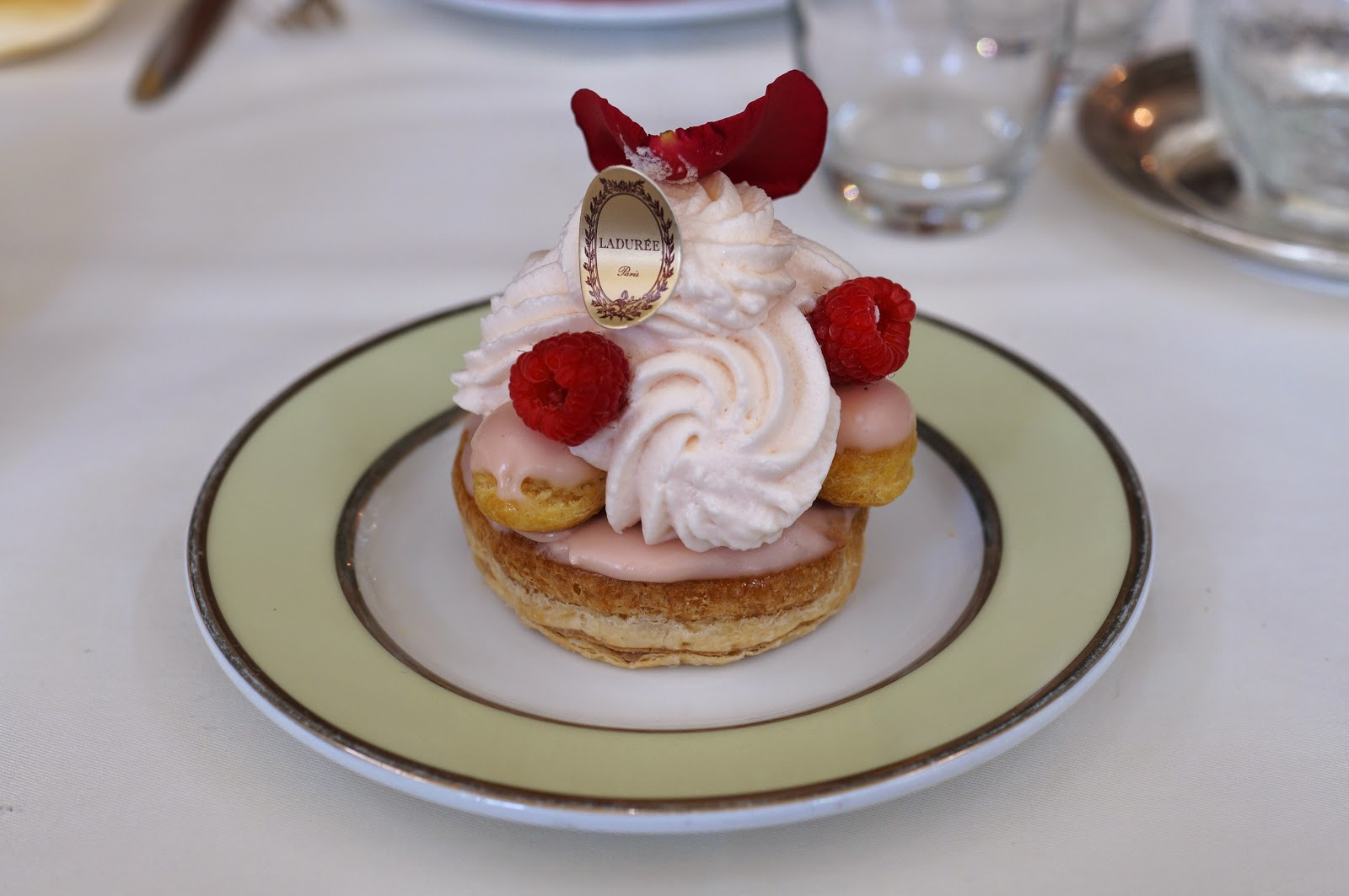 laduree desert