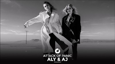 Attack of Panic Lyrics - Aly & AJ
