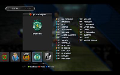 PES 2013 PTE Patch Liga ZON Sagres FINAL Season 2013/2014