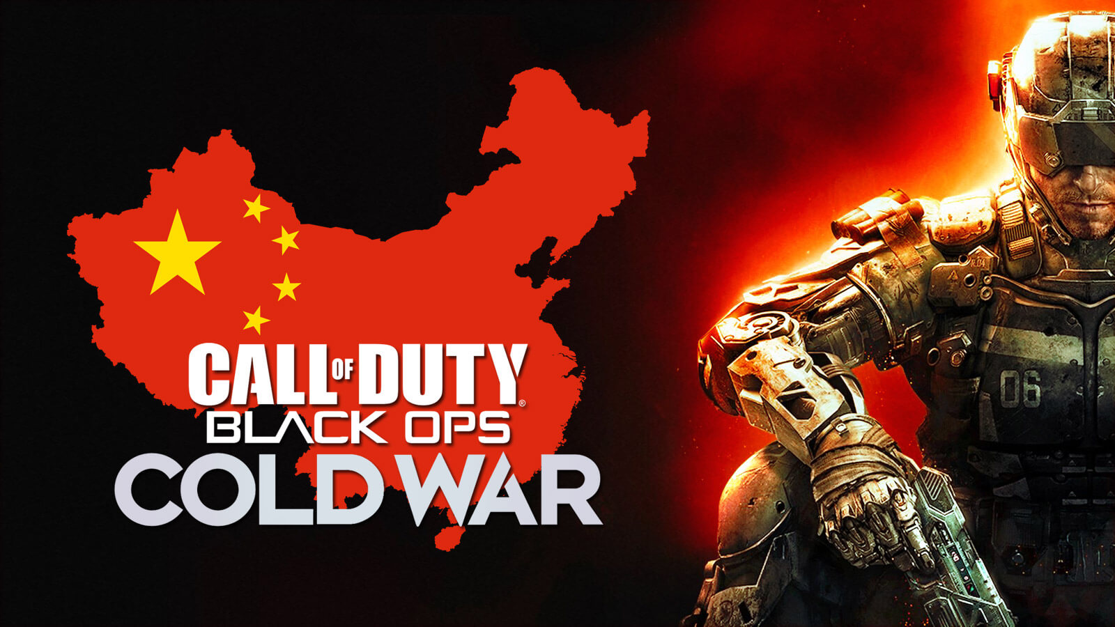 Black Ops Cold War Trailer Banned In China Over Tiananmen Square Protest Footage